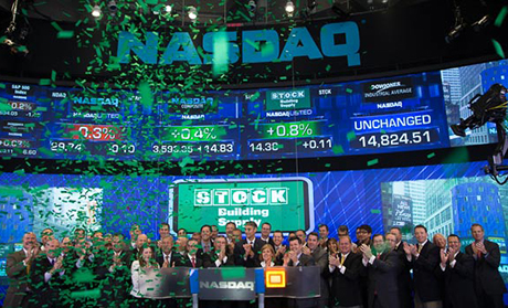 Stock Case Study Nasdaq